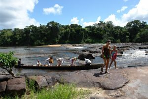4-Daagse tour Anaula Nature Resort Suriname