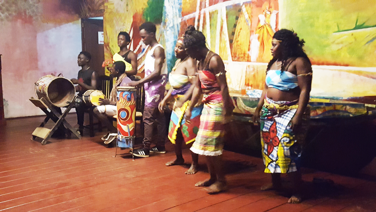 (Nederlands) De marron cultuur in Suriname